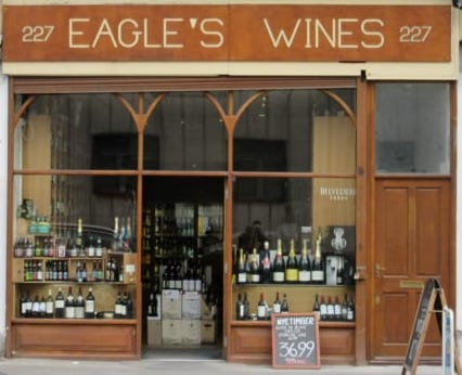 Eagle's Wine