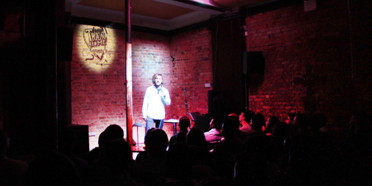 Laugh Train Home Online Gigs 05 May - 31 Jul