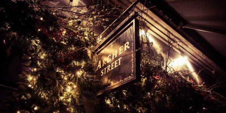 Christmas at Archer Street SW11 13 Dec - 16 Dec