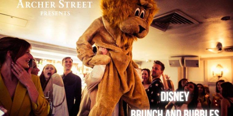 Disney Brunch & Bubbles 22 May - 19 Jun