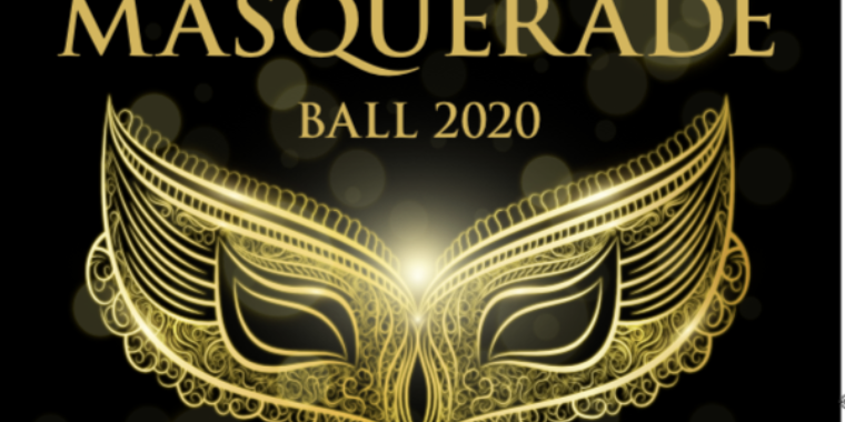 New Year's Eve Masquerade Ball 31 Dec