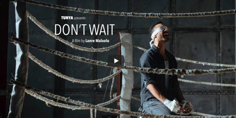 Don't Wait 01 Dec - 31 Dec