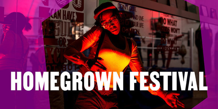 Homegrown Festival 30 Mar - 09 Apr