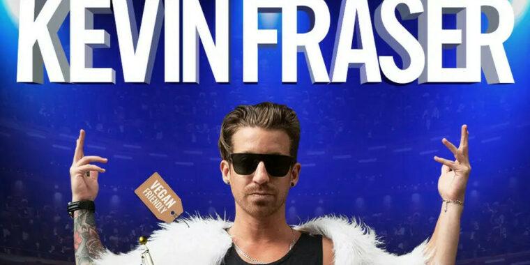 Kevin Fraser: Drop The Pressure 14 Aug