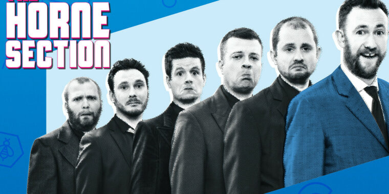 The Horne Section 29 Sep