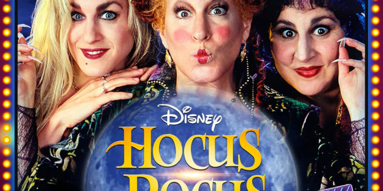 Hocus Pocus Movie Night 30 Oct