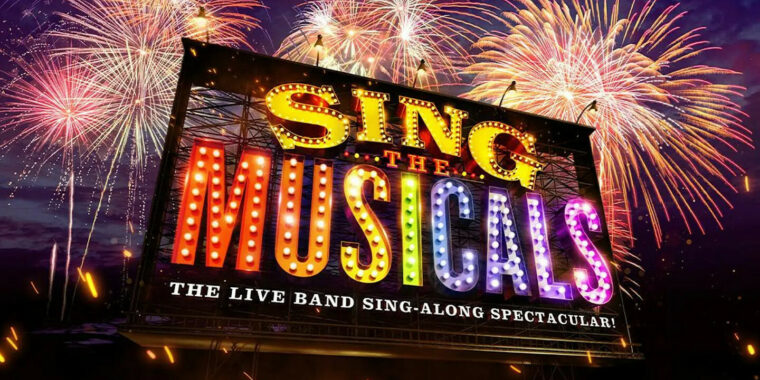 Massaoke presents Sing The Musicals! 24 Sep