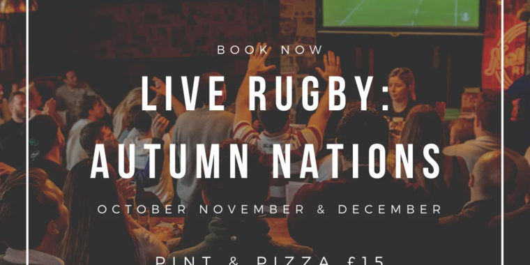 Autumn Nations Live Rugby 13 Nov - 06 Dec