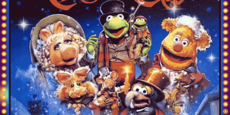 The Muppet Christmas Carol 13 Dec