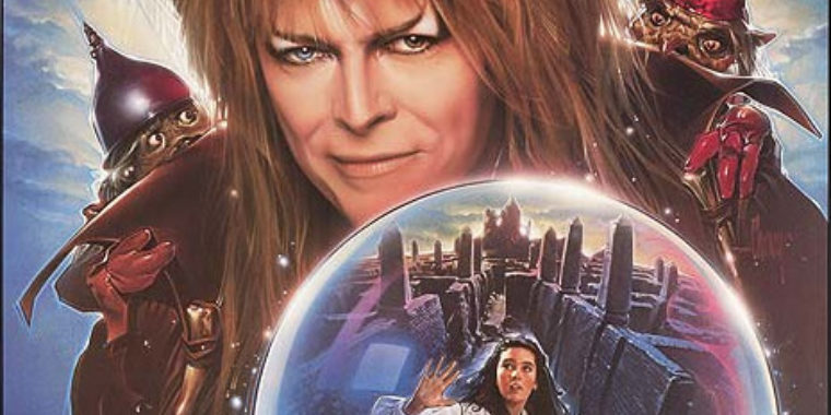 Labyrinth Movie Night 11 Jan
