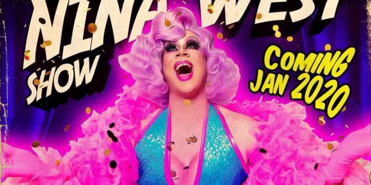 The Magnificent Nina West Show 30 Jan