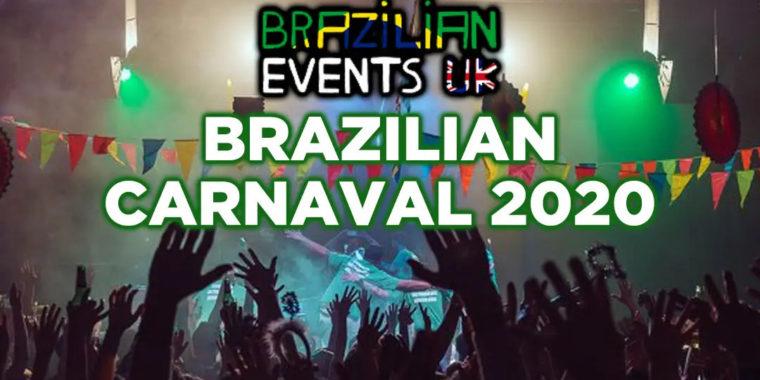Brazilian Carnaval 2020 23 Feb