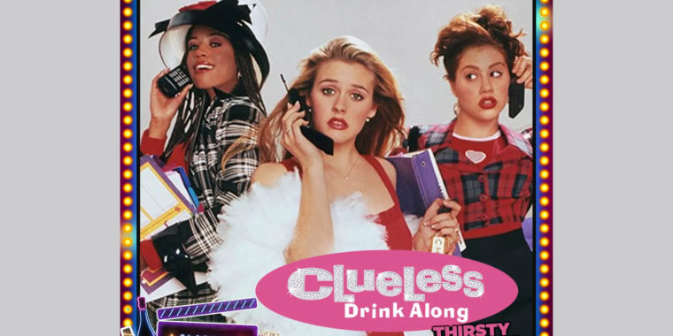 Clueless Movie Night 27 Feb