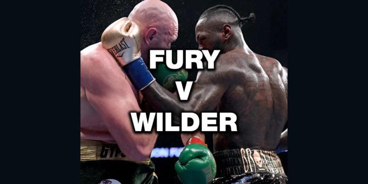 Fury vs Wilder Screening 23 Feb