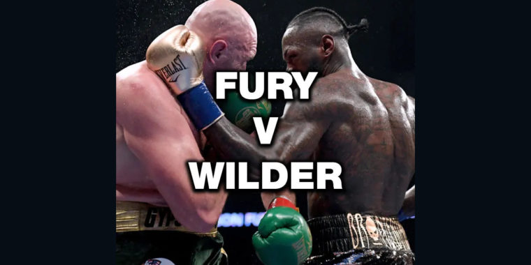 Fury vs Wilder Screening 23 Feb