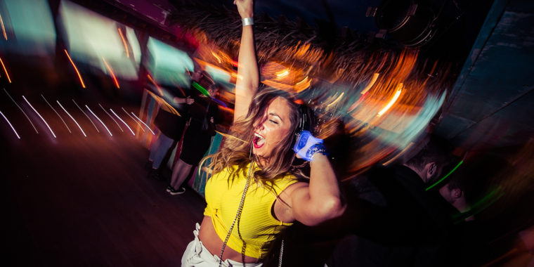 Silent Disco at Archer Street SW11 04 Jul - 11 Jul