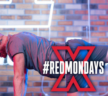 Red Mondays at Fitness First 08 Feb - 31 May