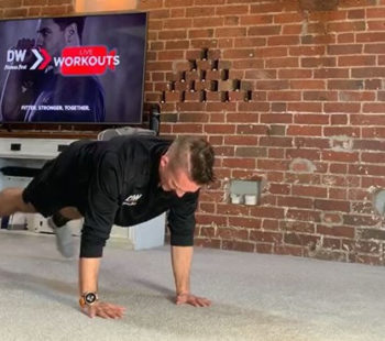 Fitness First Free Home Workouts 31 Mar - 31 Jul