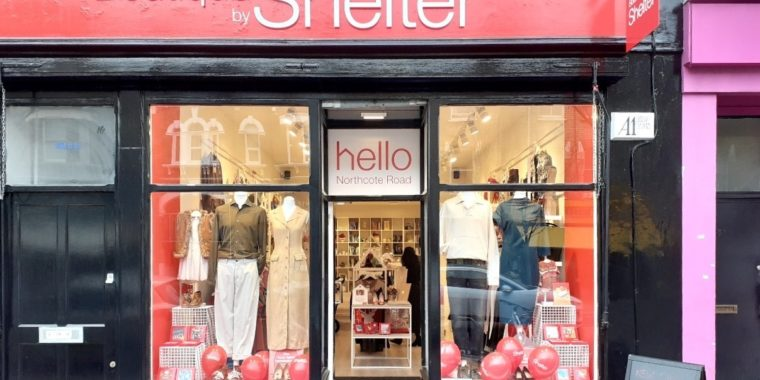 Boutique by Shelter Shopping