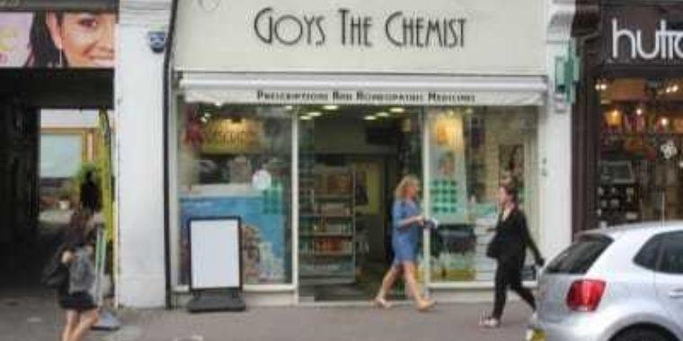 Goys the Chemist Health & Beauty