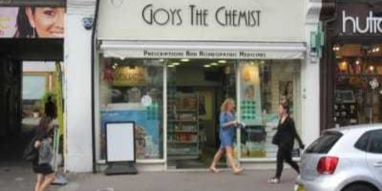 Goys the Chemist Health & Beauty