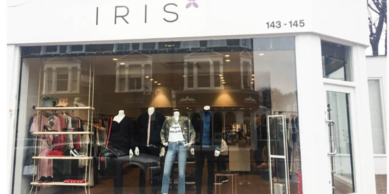 Iris Fashion Boutique Shopping