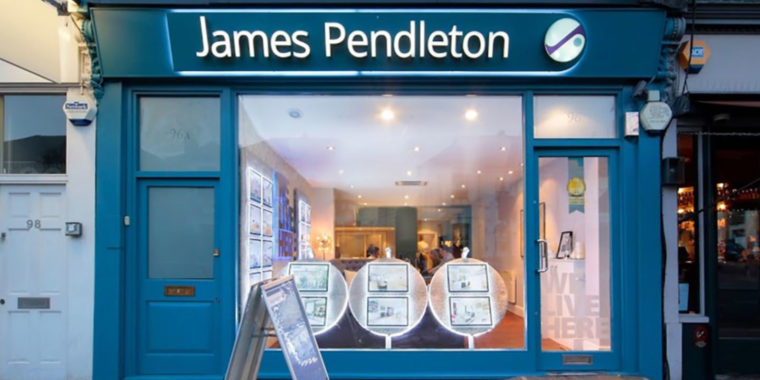 James Pendleton Estate Agents Professional Services