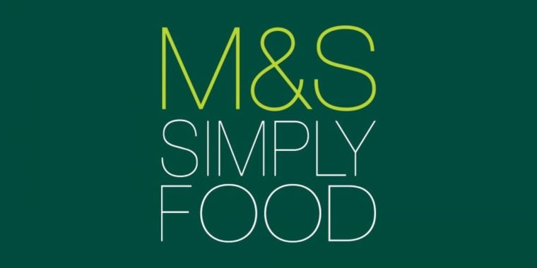 M&S Simply Food Shopping
