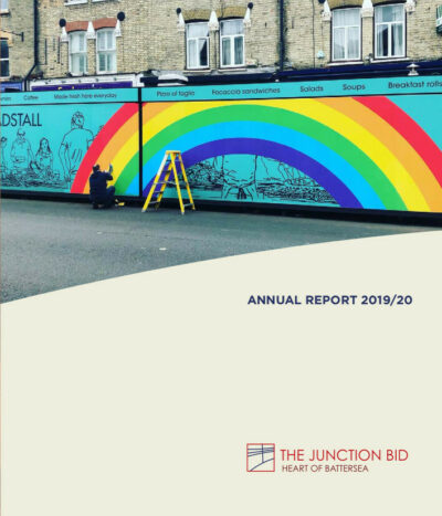 The Junction BID Annual Report 2019/2020