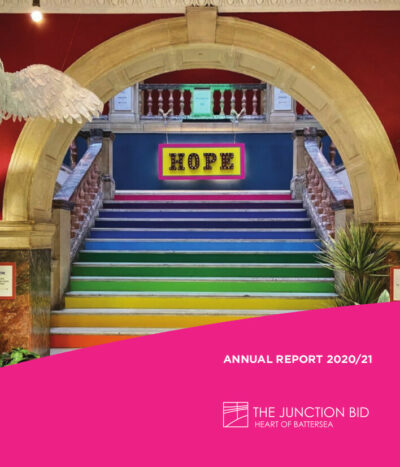 The Junction BID Annual Report 2020/2021