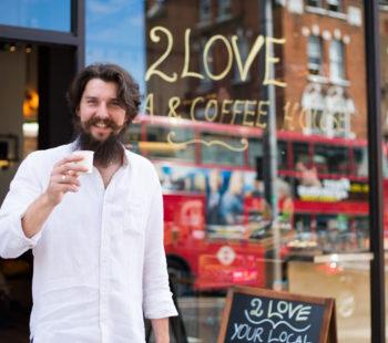 2 Love Coffee House Food & Drink