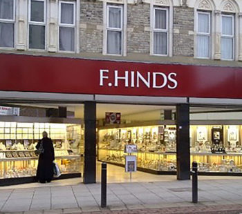 F.Hinds Shopping