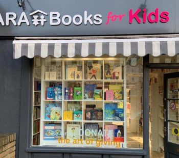 Fara Books for Kids Shopping