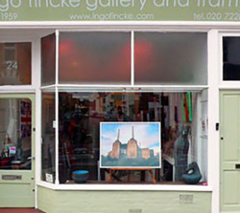Ingo Fincke Gallery & Framers Limited Arts & Entertainment