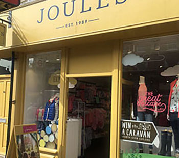 Joules Shopping