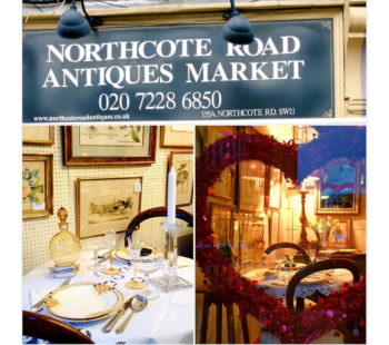 Northcote Road Antiques Market Shopping