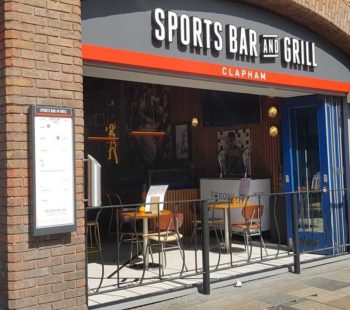 Sports Bar and Grill Food & Drink