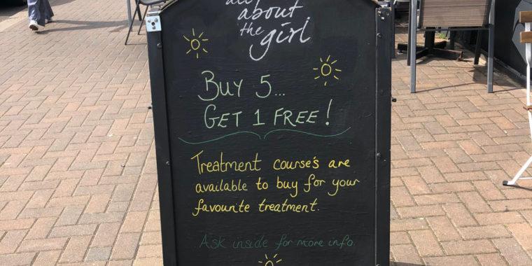 Buy 5 Get 1 Free