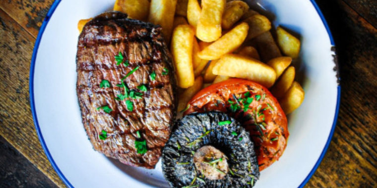 Two Steaks for £20