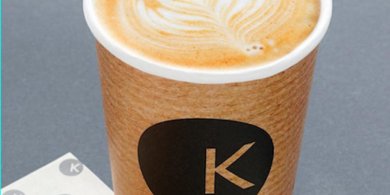 20% off Knoops Coffee Before 10am 30 Sep
