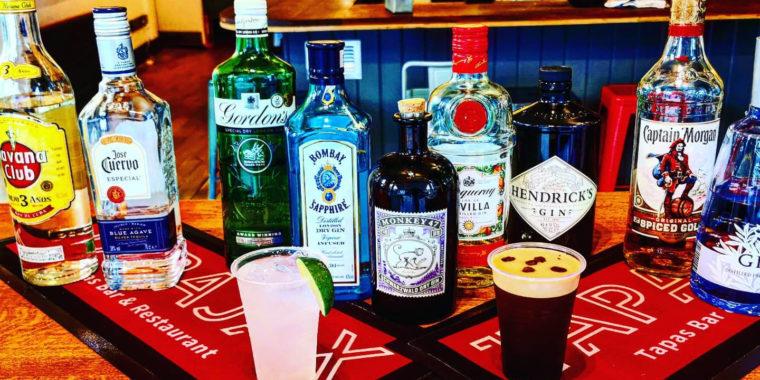 20% off Takeaway Alcohol at Tapajax