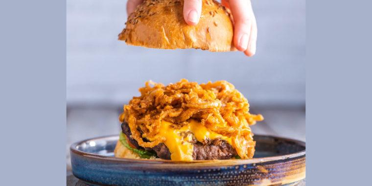 2-4-1 Burgers on Tuesdays