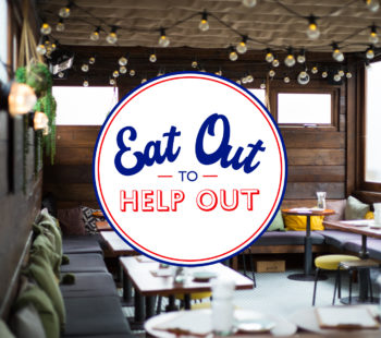 EAT OUT TO HELP OUT 31 Aug