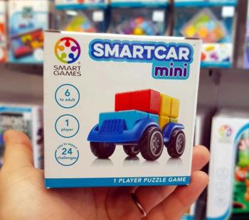 Buy 2 SmartGames get a FREE SmartCar Mini
