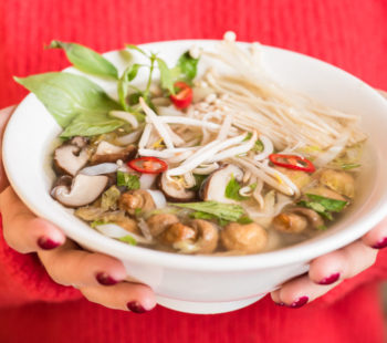Pho Lunchtime Special £9.95