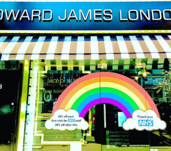 40% off First Future Haircut for NHS Staff