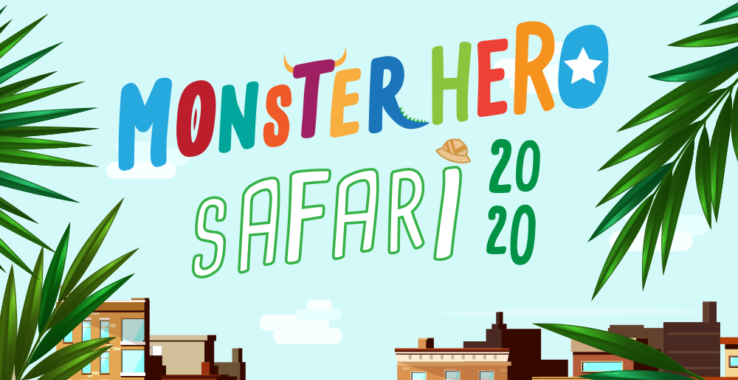 Join the Monsters Safari 30 Jun