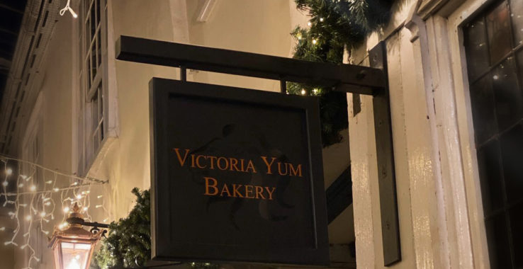The bakery that's out to make Essex feel sweeter! 28 Oct