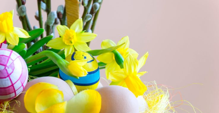 Easter Activities for the family 19 Mar