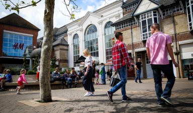 Let's talk shopping in Colchester! 14 Sep